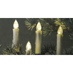 Conzept Wireless 10cm 10-pack Juletræsbelysning