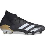 Adidas Predator Mutator 20.1 FG - Core Black/Cloud White/Gold Metallic