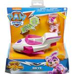 Legetøjsfly Spin Master Paw Patrol Mighty Pups Super Paws Skye Deluxe Vehicle