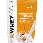 Bodylab Whey 100 Salted Caramel Milkshake 1kg
