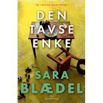 Sara blædel den tavse enke Bøger Den Tavse Enke, Hardback