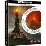 Film Ringenes Herre Trilogi - 4K Ultra HD (Blu-Ray)