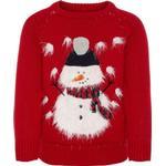 Name It Snedreng Jule Sweater - Red (13159570)
