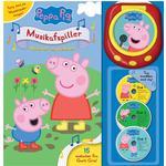 Peppa Pig: Gurli Gris' musikafspiller - Historier og melodier, Pap