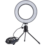 Uniq Pro Ring Light Studio LED Light - Table Model