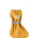 CeLaVi PU Footies without Padding - Mineral Yellow