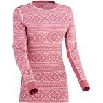 Kari Traa Floke Wool Long Sleeve Women - Lilac