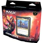 Wizards of the Coast Magic The Gathering : Commander Legends Commander Deck Arm for Battle