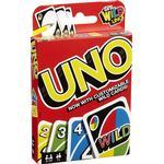 Mattel Get Wild Uno