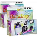 Engangskamera Fujifilm QuickSnap 400 (Pack of 2)