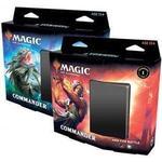 Magic the Gathering Commander Legends Commander Deck Dual Pack