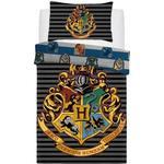 Sengetøj Harry Potter Reversible Dynebetræk Multifarvet (200.0x135.0cm)