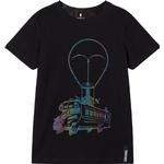 Name It Fortnite T-shirt - Black/Black (13185769)