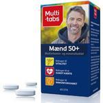 Kosttilskud Multi-tabs Mænd 50+ 60 stk