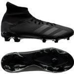 Adidas Predator 20.3 Firm - Core Black/Core Black/Dgh Solid Grey