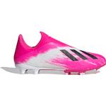 Adidas X 19.3 Firm Ground M - Cloud White/Core Black/Shock Pink