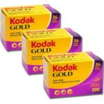 Kodak Gold 200 135-36 3 Pack