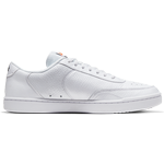 Nike Court Vintage Premium M - Vit/Total Orange/Svart