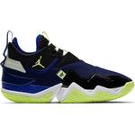 Jordan westbrook one take Sko Nike Jordan Westbrook One Take M - Black/Barely Volt/Hyper Royal/Blue Void
