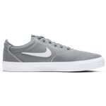 Nike SB Charge Canvas - Wolf Gray/White