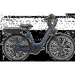 57cm Elcykler Gazelle Arroyo C7+ HMB 2020 Dame