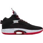 Nike Air Jordan XXXV - Black/Reflect Silver/Fire Red