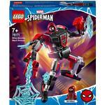 Lego Marvel Miles Morales Mech Armor 76171