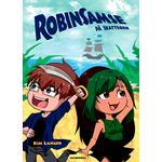 RobinSamse på Skatteøen, Hardback