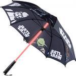 Small Foot Star Wars Light Sword Umbrella - Black