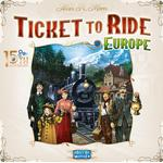 Days of Wonder Ticket to Ride: Europe – 15th Anniversary