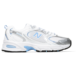 New Balance 530 - Munsel White/Team Carolina