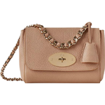 Mulberry Top Handle Lily - Light Salmon Heavy Grain