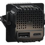 Lauritz Knudsen LK Fuga 506D0703 USB-lader A+C 3,4A
