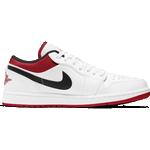 Nike Air Jordan 1 Low M - White/Black/Gym Red