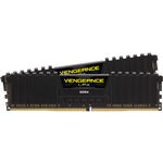 Corsair Vengeance Black RGB LED Pro DDR4 2933MHz 2x8GB (CM4X8GF2933Z16K4-KPL)