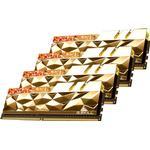G.Skill Trident Z Royal Elite RGB Gold DDR4 3600MHz 4x8GB (F4-3600C14Q-32GTEGA)