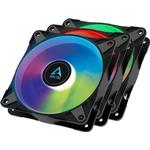 Arctic P12 PWM PST A-RGB 3-pack