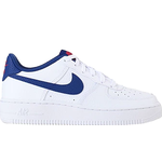 Nike Air Force 1 GS - White/University Red/Deep Royal Blue