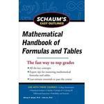 Mathematical Handbook of Formulas and Tables, Häftad, Häftad