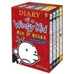 Diary of a Wimpy Kid - Box of Books, Pocket