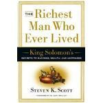 The Richest Man Who Ever Lived: King Solomon's Secrets to Success, Wealth, and Happiness (Inbunden, 2006), Inbunden, Inbunden