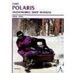 Polaris Snowmobile Shop Manual, 1990-1995 (Häftad, 1995), Häftad