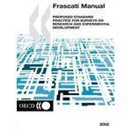 Frascati Manual, Häftad, Häftad