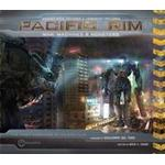 Pacific rim Bøger Pacific Rim: Man, Machines & Monsters, Inbunden