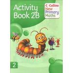 Activity Book 2B (Collins New Primary Maths)