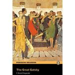 """Bøger """"The Great Gatsby"""": Level 5 (Penguin Readers Simplified Text)"""