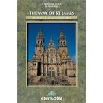 The Way of St. James: Camino de Santiago No. 1: Camino De Santiago - Pyrenees-Santiago-Finesterre (Cicerone International Walking)
