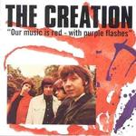 Musik CD Creation - Our Music Is Red With Purple Flashes