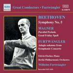 Prelude Musik CD Beethoven - Symphony No 5; Wagner - Parsifal Prelude and Good Friday Spell