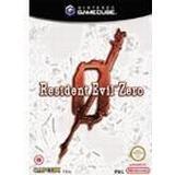 GameCube spil Resident Evil Zero